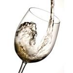Lichte zoete witte wijn