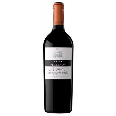 Perelada 5 Fincas Reserva 2014 - Wijn van de maand
