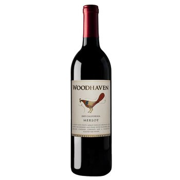Woodhaven California Wine Merlot