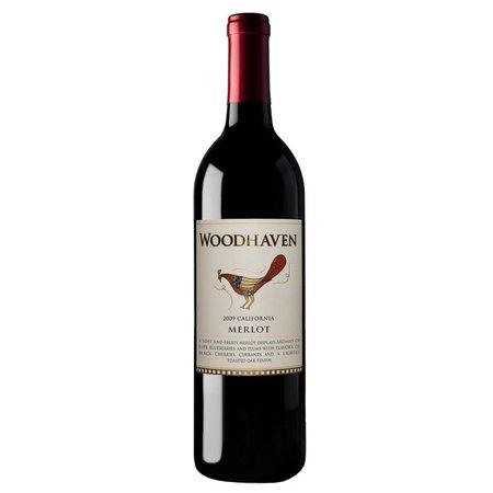 Woodhaven California Wine Merlot - Wijn van de maand