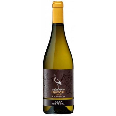 Perelada Cigonyes Blanc - Wijn van de maand