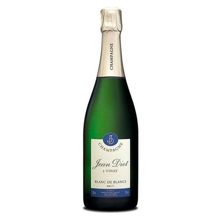 Jean Diot Blanc de Blancs Brut - Wijn van de maand