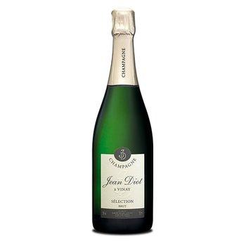 Jean Diot Maandwijn Champagne Brut