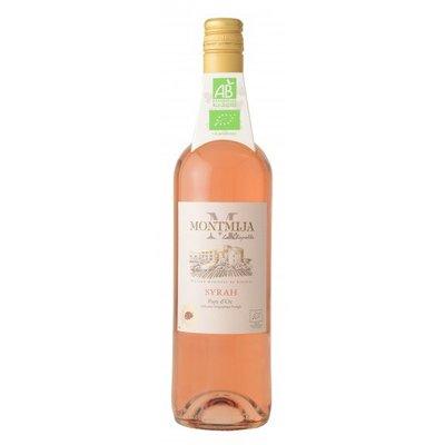 Maandwijn Syrah BIO rosé