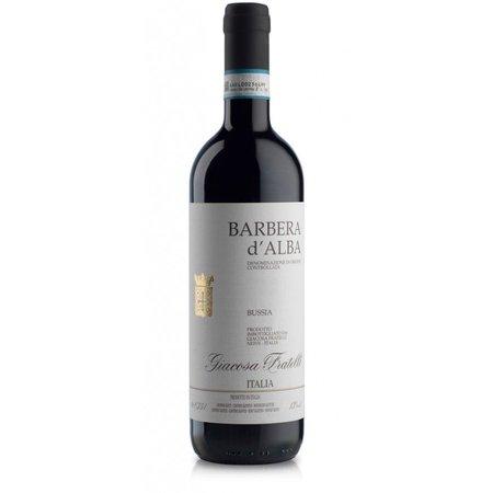Giacosa Fratelli Barbera d'Alba Bussia DOC - Wijn van de maand