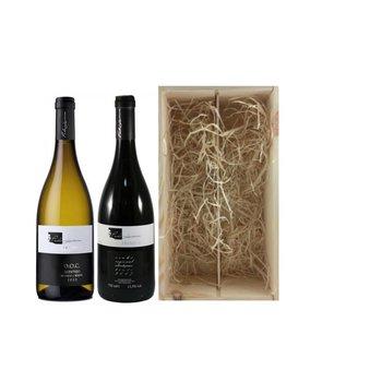 Paulo Laureano Wijngeschenk Premium Branco & Tinto