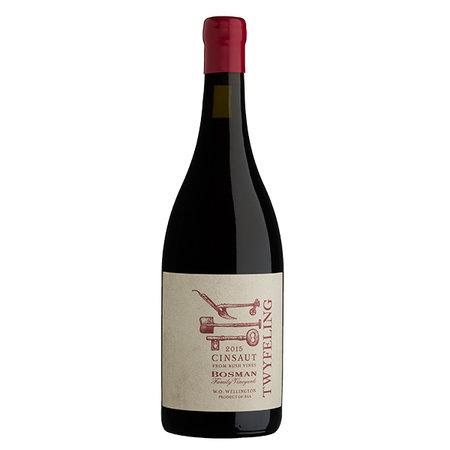 Bosman Family Vineyards Twyfeling Cinsaut 2015