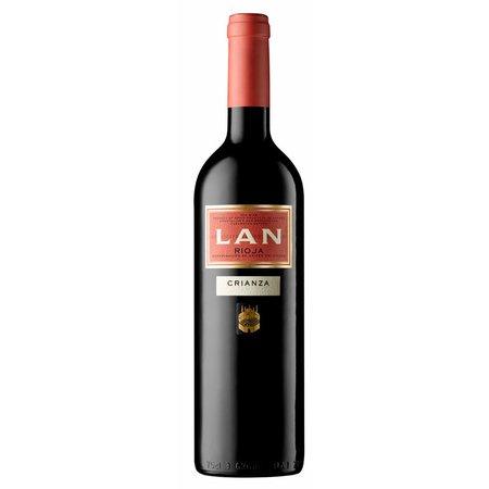 LAN Rioja Crianza 2014