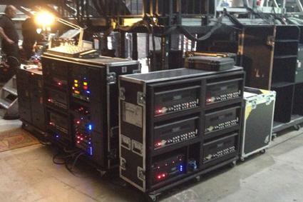 Box of Doom live gear Rammstein