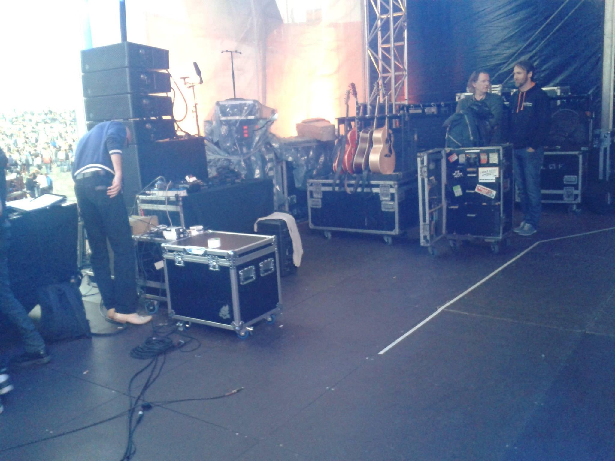 Box of Doom de Dijk Concert at Sea 2014