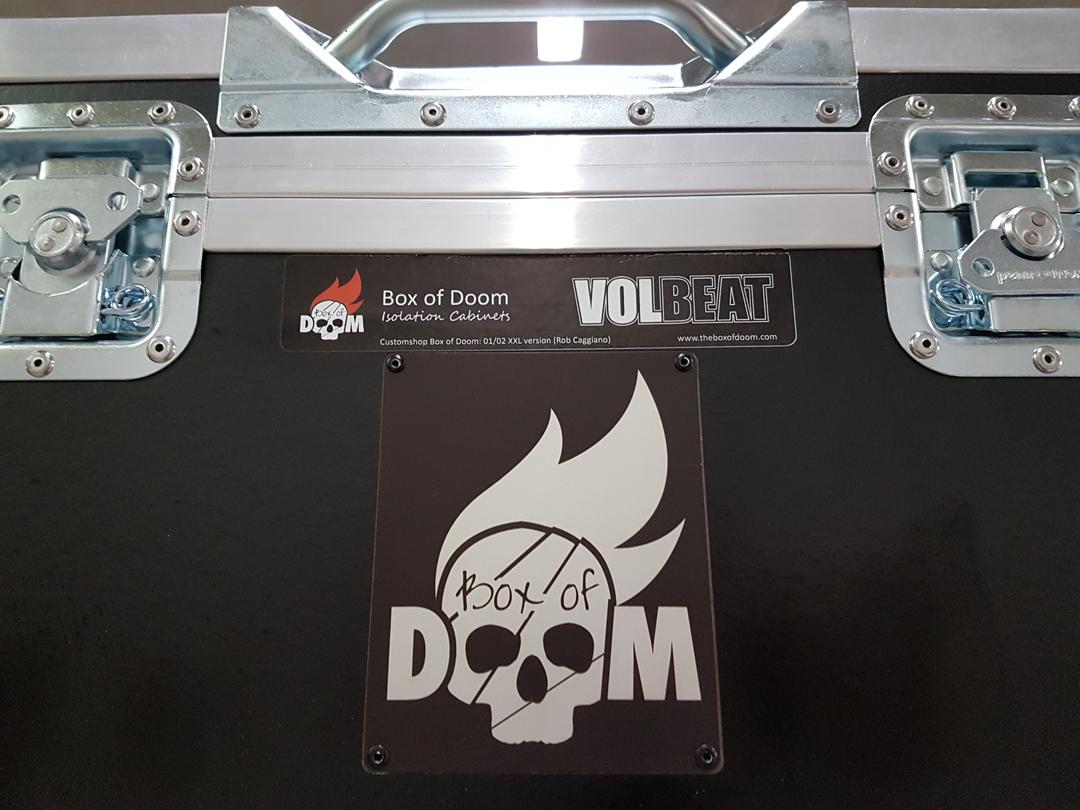Volbeat | Rob Caggiano | Michael Poulsen - Box of Doom Isolation
