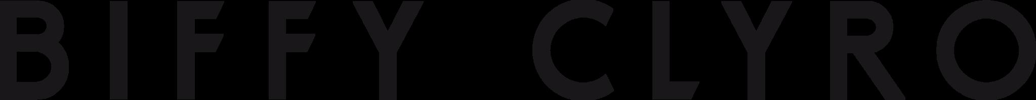 Logo Biffy Clyro