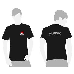 Box of Doom T-shirt