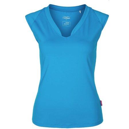 Venice Beach Ladies shirt Eleam blue