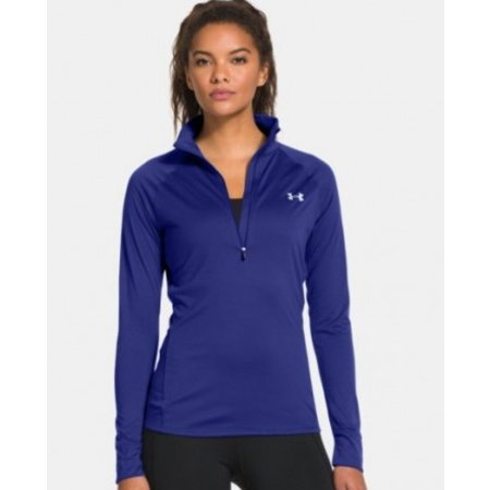 Under Armour Ladies Running Shirt Tech 1/4 Zip