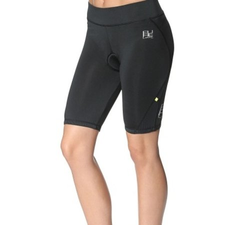 Pure Lime Spinning short women Bike Fit