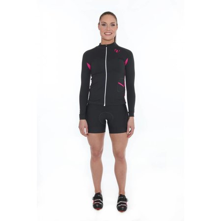 Veela Cycling jersey long sleeve