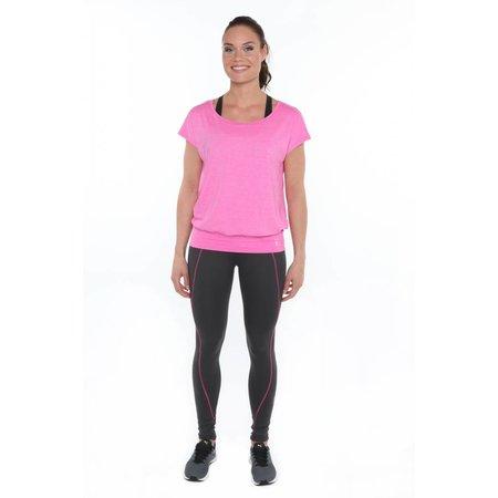 Venice Beach Dames shirt Riola roze