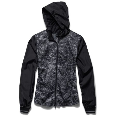 Under Armour Dames hardloopjack Storm Layered Up Printed jack