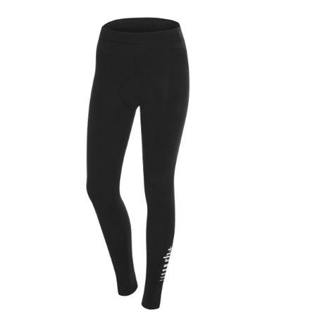 Zero RH+ Dames fietsbroek Ergo W Tight zwart/paars