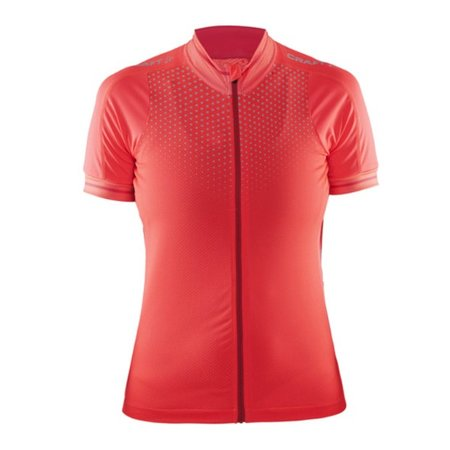 Craft Ladies Cycling Shirt ladies Glow Jersey orange
