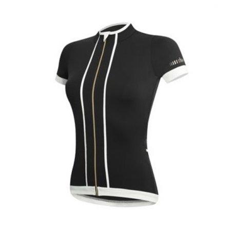 Zero RH+ Dames Fietsshirt dames Sancy W Jersey zwart