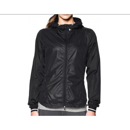 Under Armour Ladies running jacket Storm Layered Up jack Black