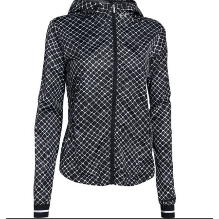Under Armour Ladies running jacket Storm Layered Up Printed jack - Copy