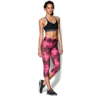 Under Armour Dames hardloopbroek capri