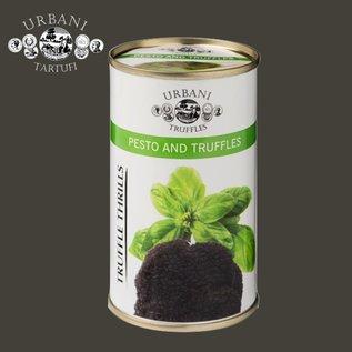 Pesto met zwarte zomertruffel