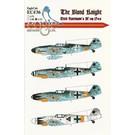 Eagle Cals Messerschmitt Bf 109 G-6 Erich Hartmann 1:32