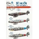 Eagle Cals Bf 109 G-6 JG 300 EC#88 1:32