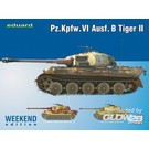 Eduard Pz.Kpfw. VI Ausf. B Tiger II Weekend Edition 3741 1:35