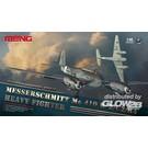 Meng Messerschmitt Me 410B-2/U2/R4 Heavy Fighter LS-004 1:48