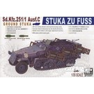 AFV Club Sd.Kfz.251/1 Ausf. C Stuka zu Fuss AF35091 1:35