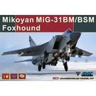 AMK Mikoyan MiG-31 BM/BSM Foxhound 88003 1:48