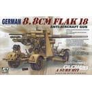 AFV Club German 8,8 cm FLAK 18 Anti-Aircraft Gun AF35088 1:35