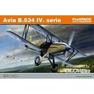 Eduard Avia B.534 IV.serie Profipack 70102 1:72