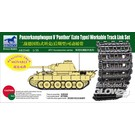 Bronco Models Panther Late Type Workable Track LinkSet AB3540 1:35