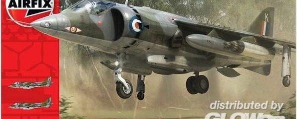 Airfix Hawker Siddeley Harrier GR.1 A03003  1:72