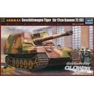 Trumpeter Militärfahrzeuge 1:35 German Geschützwagen Tiger für 17cm Kanone 00378 1:35