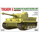 Rye Field Model Tiger I Initial Production Early 1943 RM-5001 1:35