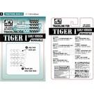 AFV Club Track Links Tiger I Early 48004 1:48