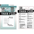 AFV Club Track Links Tiger I Early AF48004 1:48