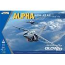 Kinetic Alpha Jet A/E K48043 1:48