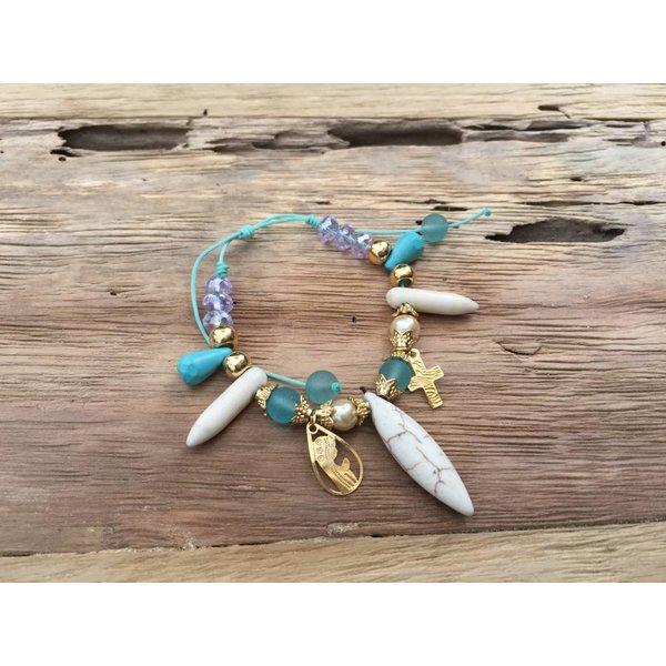 Colombianas - colorful handmade bracelets MARIA