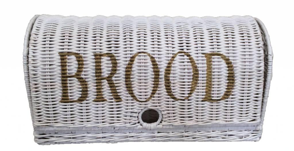 Witte Broodmand