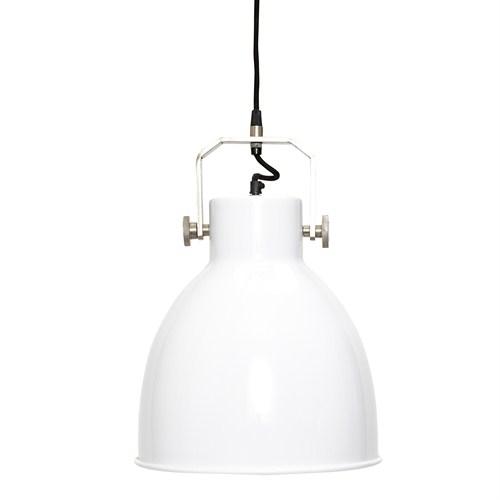 Witte Hanglamp - Hübsch Interior
