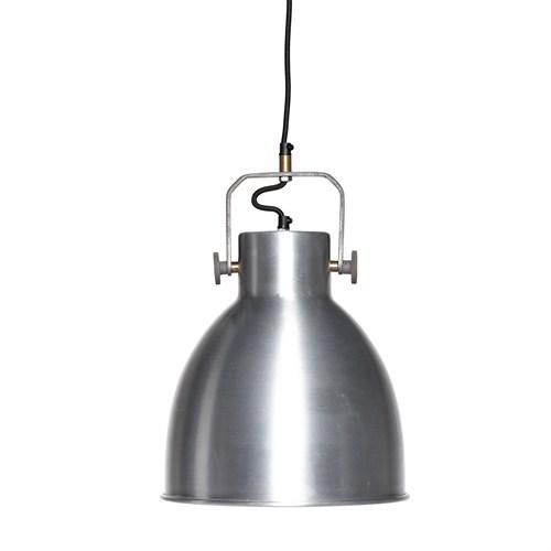Hanglamp Zilver - Hübsch Interior