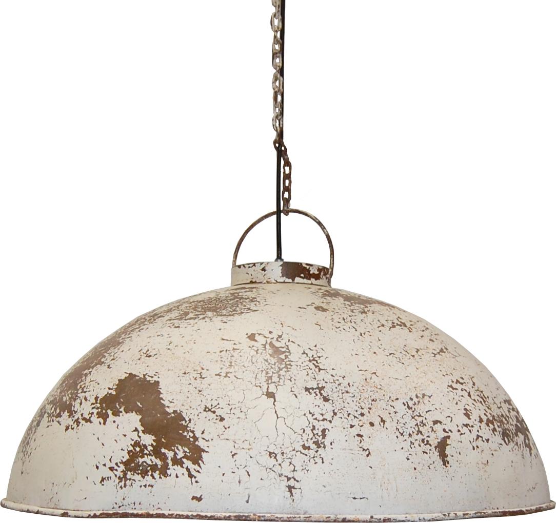 Witte Hanglamp - Trademark Living